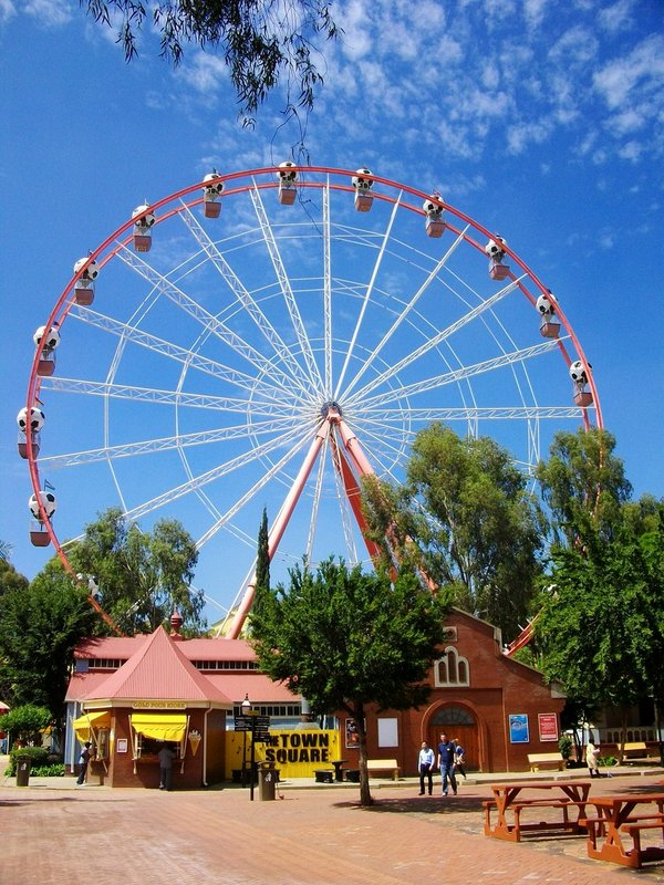 Gold Reef City - Gauteng